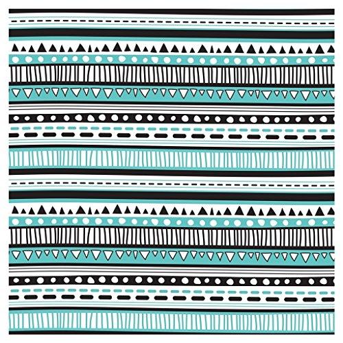 Tribal Aztec Pattern Vinyl Sheets Adhesive Vinyl 0020-2 ()