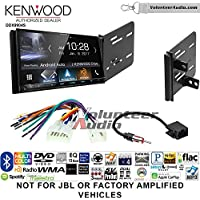 Volunteer Audio Kenwood DDX9904S Double Din Radio Install Kit with Apple CarPlay Android Auto Bluetooth Fits 2013-2015 Scion FR-S, BR-Z