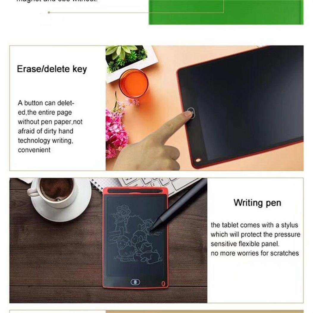 Coerni Educational Toy 8.5 LCD Writing Drawing Tablet for Kids