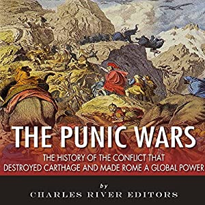 The Punic Wars Audiobook