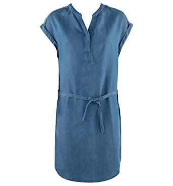 Robe Accessoires En Lyocell Promod FemmeVêtements Et VGqSUzMp