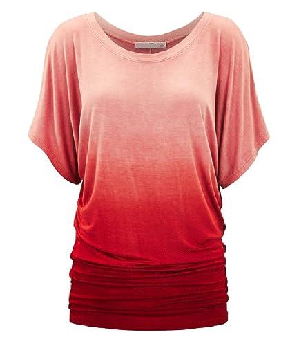 LemonGirl Women's Short Sleeve T-Shirt Pullover Blouse Tops