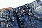 KIDSCOOL SPACE Baby Girl Boy Jeans,Little Kid