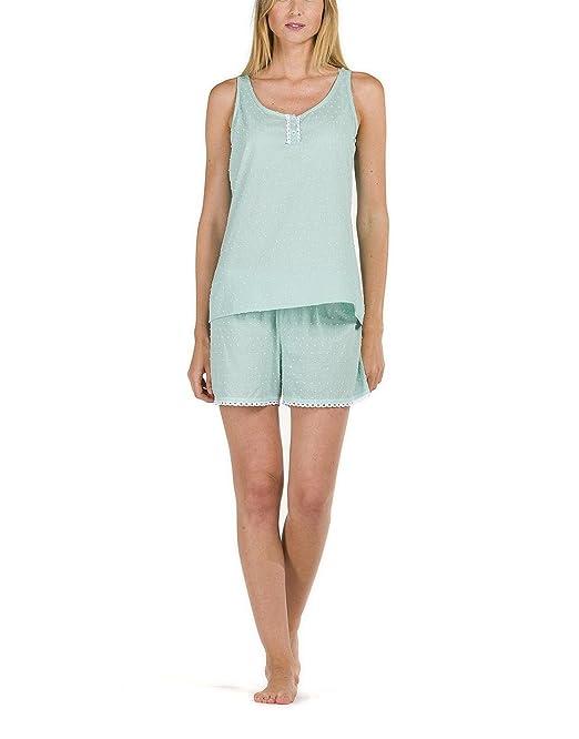 Belty Pijama Mujer Verano 100% algodón