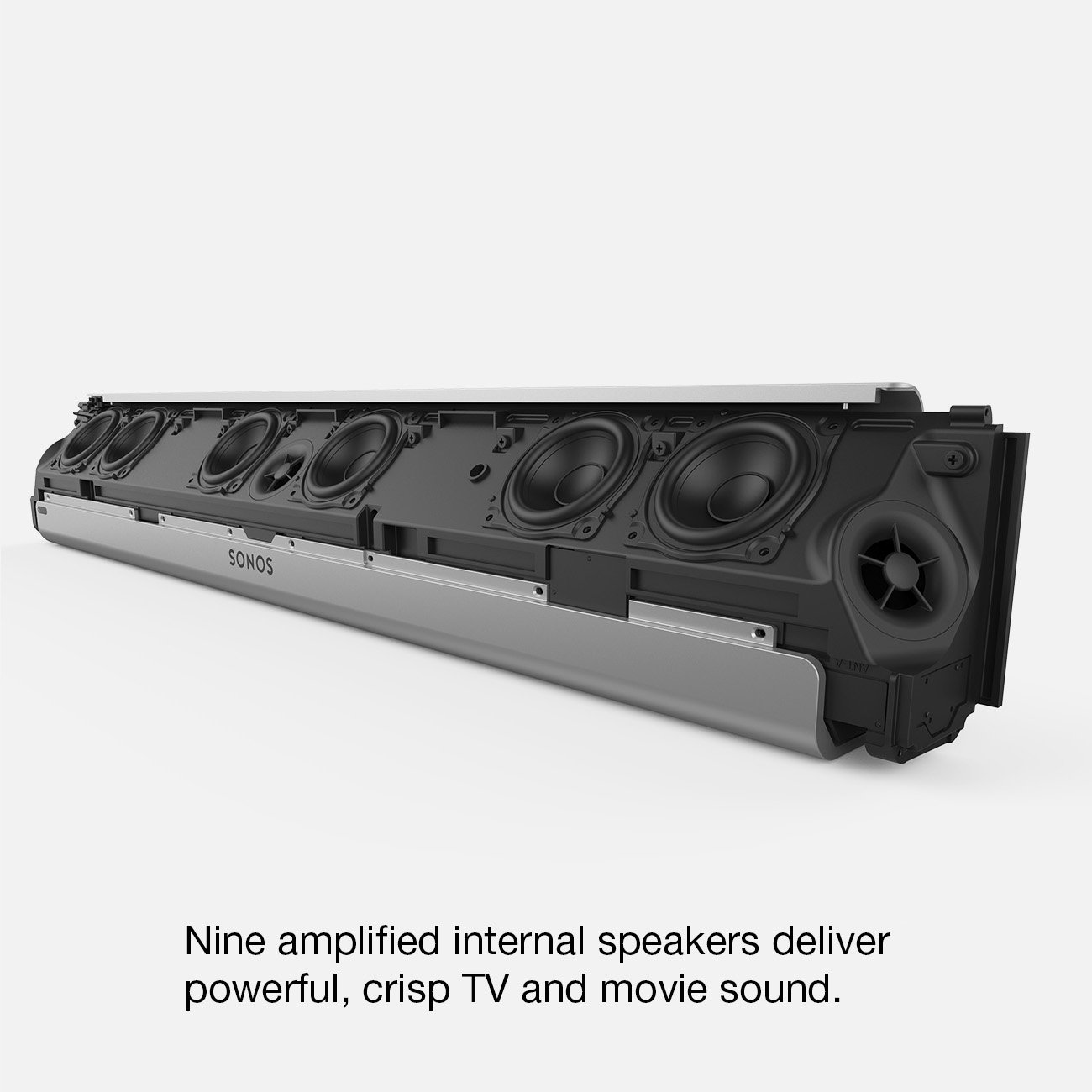 Sonos 51 Home Theater System Playbar Sub Play1 Sound Hook Up Diagram On 5 1 Surround Speaker Placement Wireless Rears Combination Audio