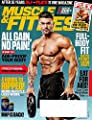 Muscle & Fitness Magazine July 2018 CASEY CHRISTOPHER Cover, Karina Elle, Jay Cutler
