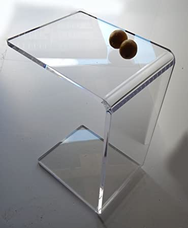 Amazoncom Acrylic End Side C Slide Table X X High - 26 high end table