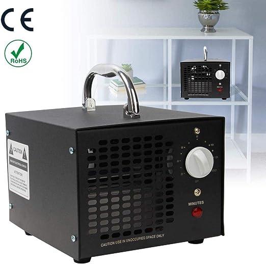 Mdcgok Generador de Ozono, purificador de Aire ozono desodorizador ...