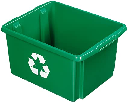 Sunware 39001247 Nesta - Caja para reciclaje (32 L)
