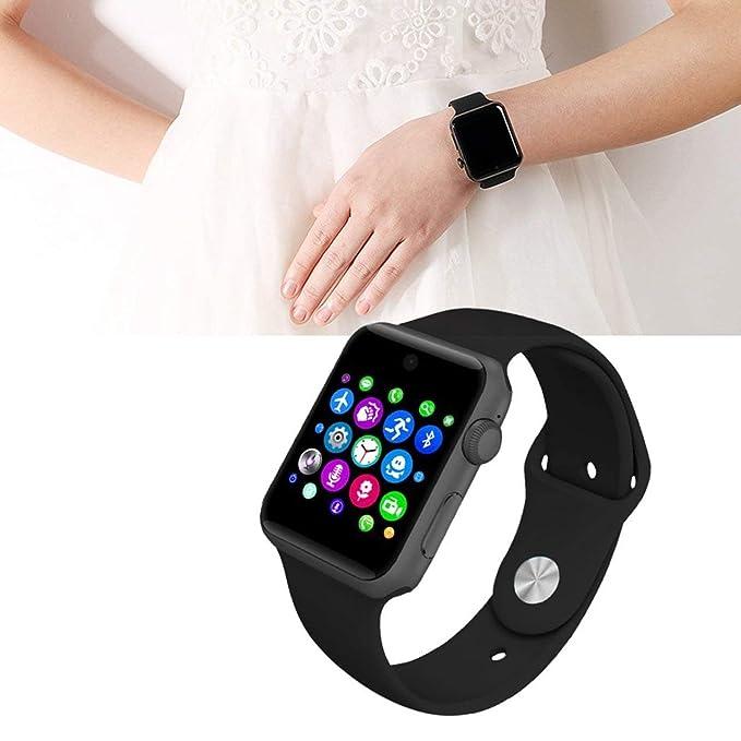 LEMFO LF07 Reloj Inteligente Bluetooth de 1.54 Pulgadas de ...