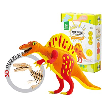 Dinosaur Puzzle Kids Girls Boys Toy Gift Present Educational Game Brain Teaser Educational Other Educational Toys