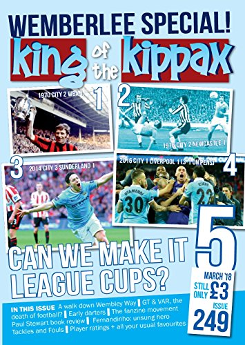 [R.E.A.D] King of the Kippax Issue 249: Wemberlee Special!<br />[K.I.N.D.L.E]