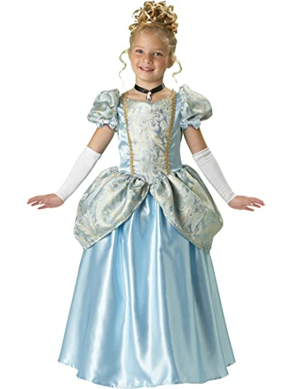 8a0e5e135 Amazon.com: InCharacter Costumes Girls Enchanting Princess Costume: Clothing