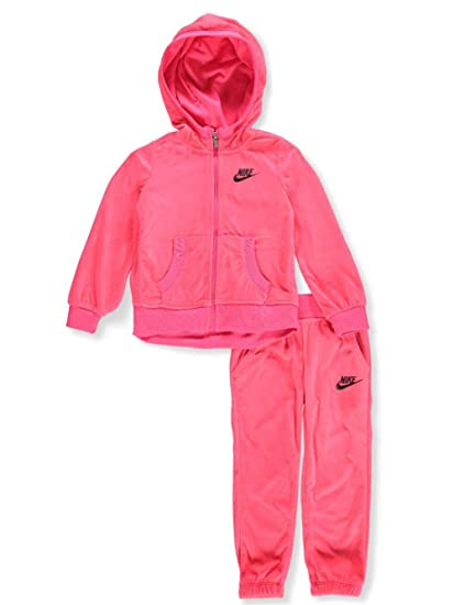 Nike Girls\u0027 2,Piece Sweatsuit