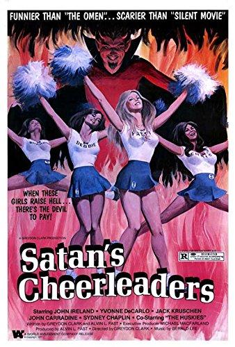Satan's Cheerleaders Poster
