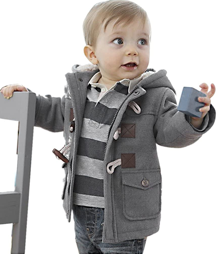 Toddler Duffle Coat | Down Coat