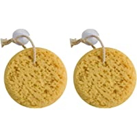 Evriholder Foam Body Sponge for Exfoliating Large Scrubber for a Relaxing Shower or Bath, Pack of 2