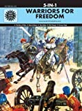 Warriors for Freedom: 5 in 1 (Amar Chitra Katha)
