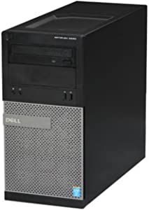 Dell OptiPlex 3020 MT Desktop PC - Intel Core i5 3.2GHz Quad Core - 4GB RAM - 500GB 7200RPM HDD - DVD Writer - Win 7 Pro (Pre-installed ) - No Monitor