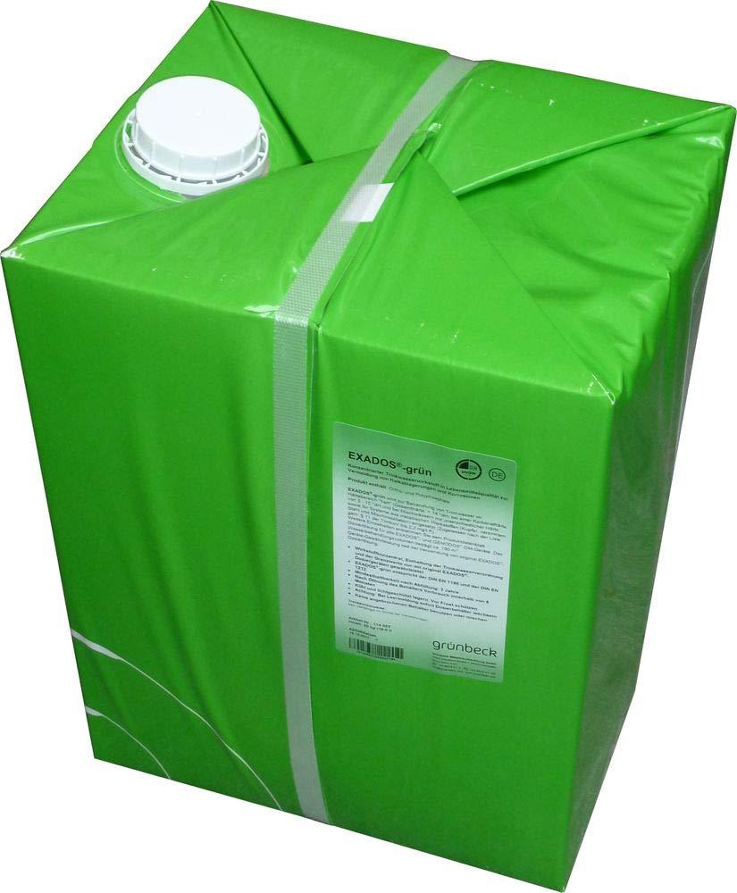 Gr/ünbeck 114022 Exados Vert 20 kg
