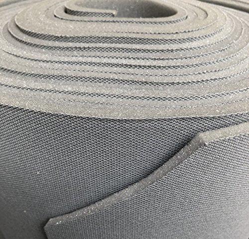 BayTrim SEW Foam Padding W/Scrim Backing 60'' Wide Sold per Yard (1/4'' (0.25'')) by BAYTRIM
