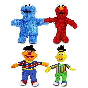Hc Handel 910294 Sesame Street Soft Toy 32 Cm Various