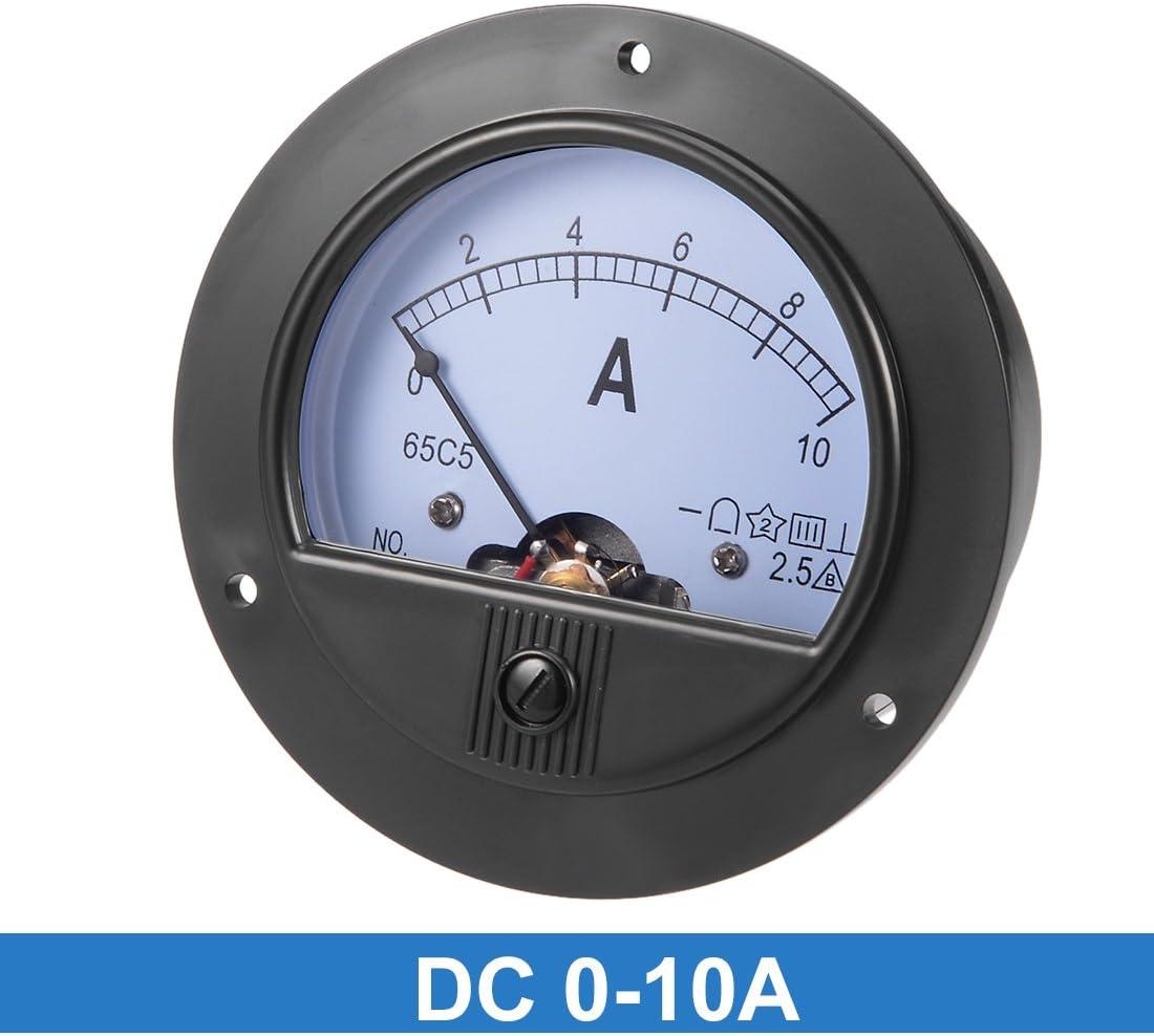 Panel Meters DC Analog Panel AMP Meter Volt VOLTAGE Gauge Ammeter ...