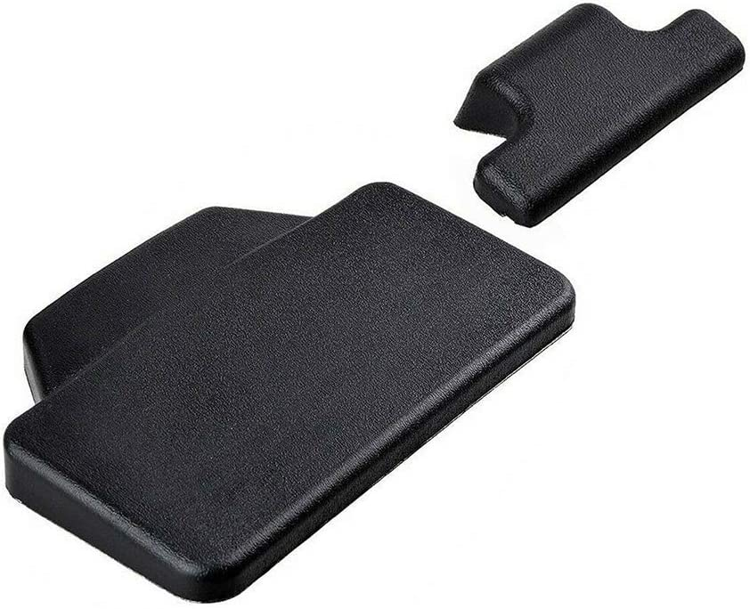 Motorcycle Backrest Pad Rear Case Box Cushion Backrest For BMW Black