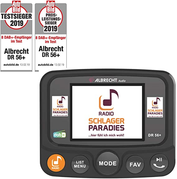 Albrecht DR56+ - Adaptador para actualizar radios de coche (tecla ...
