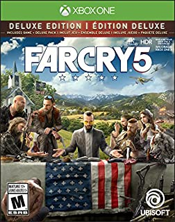 Far Cry 5 Deluxe Edition (Includes Extra Content) - Trilingual - Xbox One (B071LK7J2T) | Amazon Products