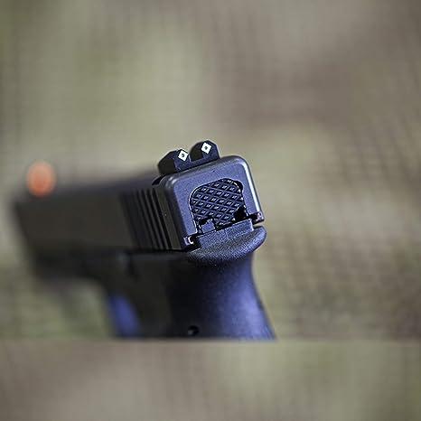 Flatline-Ops Slide Plate Cover for Glock Firearm Gun Accessory