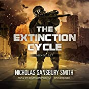 The Extinction Cycle Boxed Set, Books 4–6: Extinction Evolution, Extinction End, and Extinction Aftermath | Nicholas Sansbury Smith