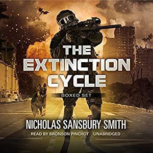 The Extinction Cycle Boxed Set, Books 4–6 Audiobook