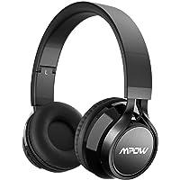 Mpow Thor Cuffie Bluetooth 4.1, Cuffie Over Ear Pieghevole, Auricolari Wireless Senza Fili, Cuffie Stereo Bluetooth con Microfono per iPhone/Huawei/iPad/LG/Samsung/Galaxy ed Altri Telefoni/PC