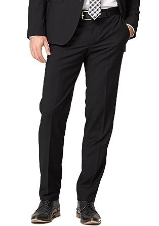 9aac27cf9ad75 s.Oliver Premium mit Struktur - Pantalones de traje para hombre ...