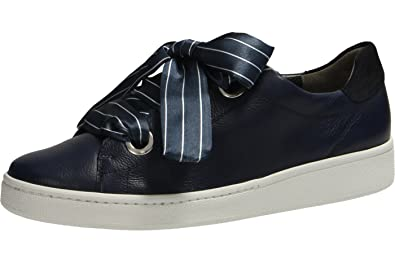 Paul Green Damen Sneaker 0062-4575-022/Pauls 4575-022 Space Mastercalf/RS Blau 381910