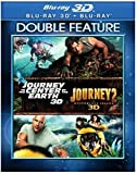 JOURNEY TO THE CENTER OF THE EARTH 1&2 -3D (2 BD) [Blu-ray] by Warner Home Video