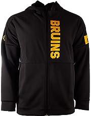 adidas NHL Boston Bruins Game Mode Full Zip Jacket