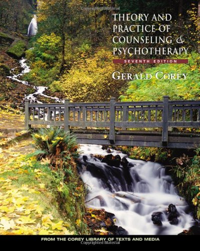 Theory and Practice of Counseling and Psychotherapy (with Web Site, Chapter Quiz Booklet, and InfoTrac) (Available Titles CengageNOW)
