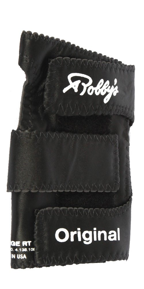 Robby's Leather Original Left Wrist Support, Medium by Robby's