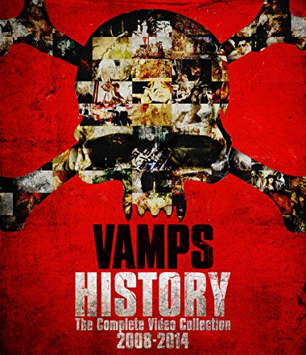 HISTORY-The Complete Video Collection 2008-2014 (Limited Edition A)[Blu-ray]
