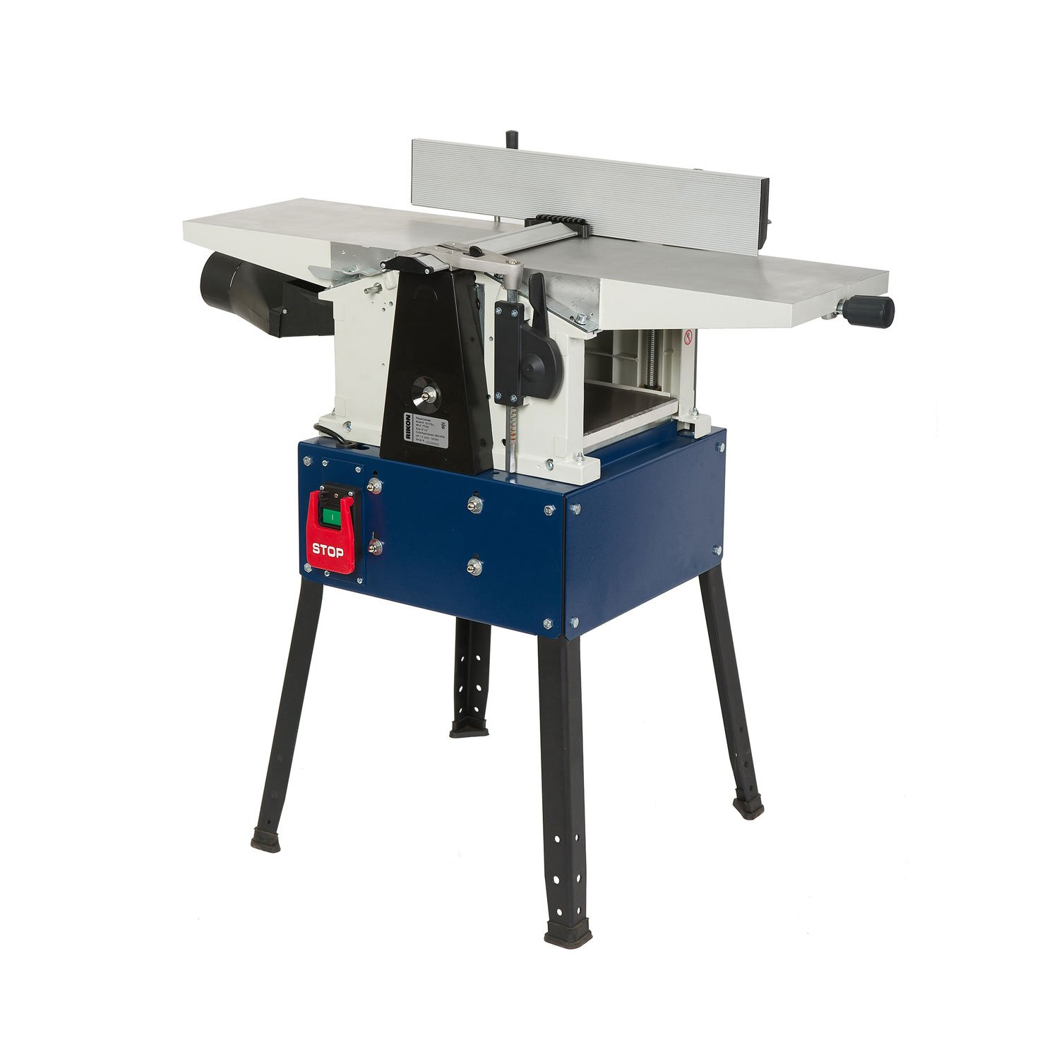 RIKON Power Tools 25-010H 10'' Planer/Jointer with Helical Head, ,