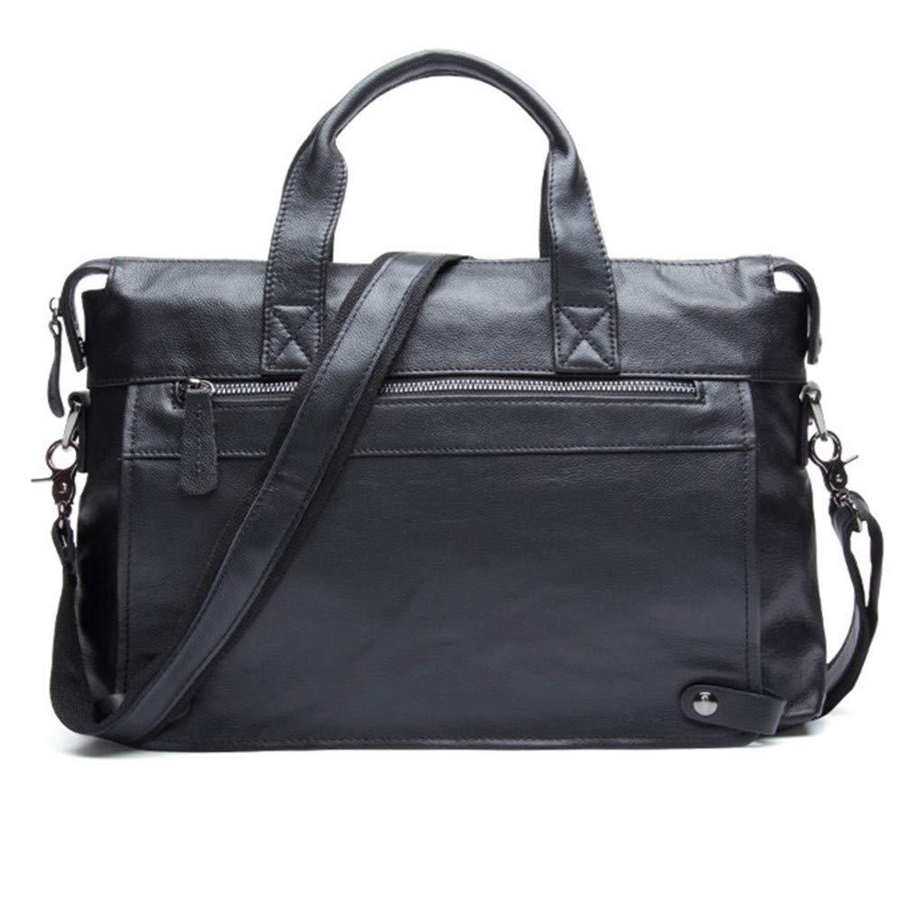 Lianai11 Laptoptasche Herren Geschäft Aktentasche Fashion Style Herren Leder Tote