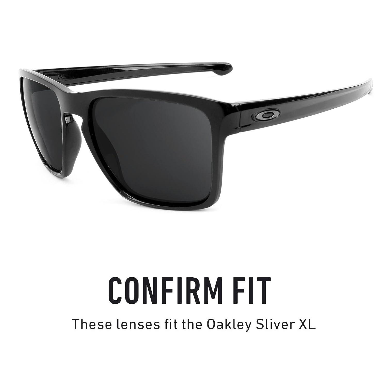 71c30d1079 Revant Replacement Lenses for Oakley Sliver XL Elite Adapt Grey Photochromic   Amazon.co.uk  Clothing