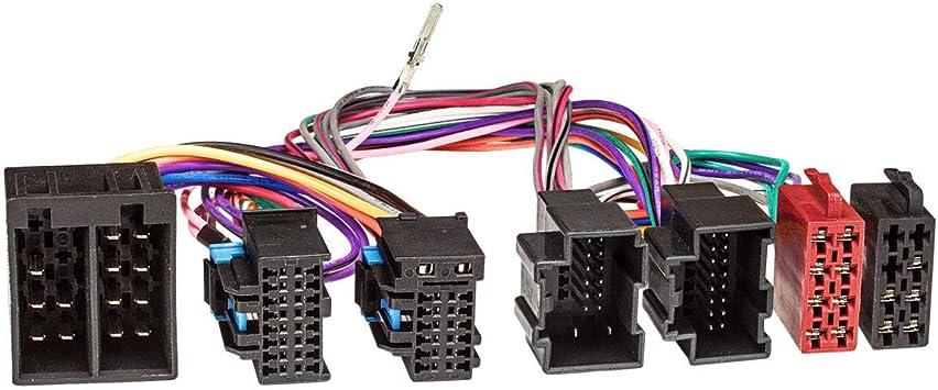 Tomzz Audio 7306 000 T Kabel Iso Passend Für Chevrolet Elektronik