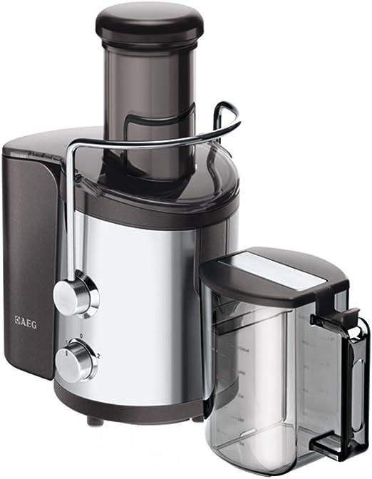 AEG SF1000 - Licuadora con jarra para zumo y compartimento para la ...