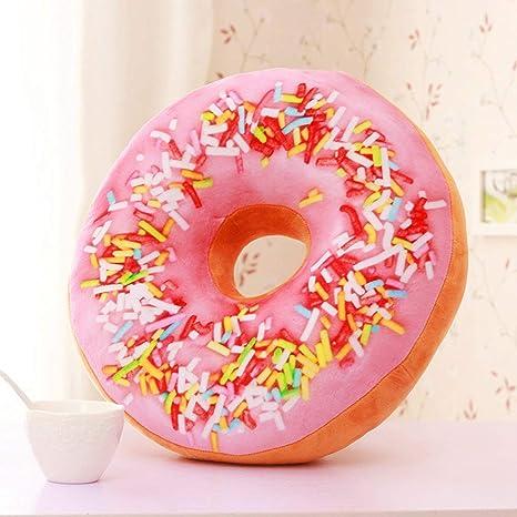 Suave Donut, Almohada, sofá y Silla, cojín de Respaldo ...
