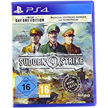Sudden Strike 4 (PlayStation PS4)