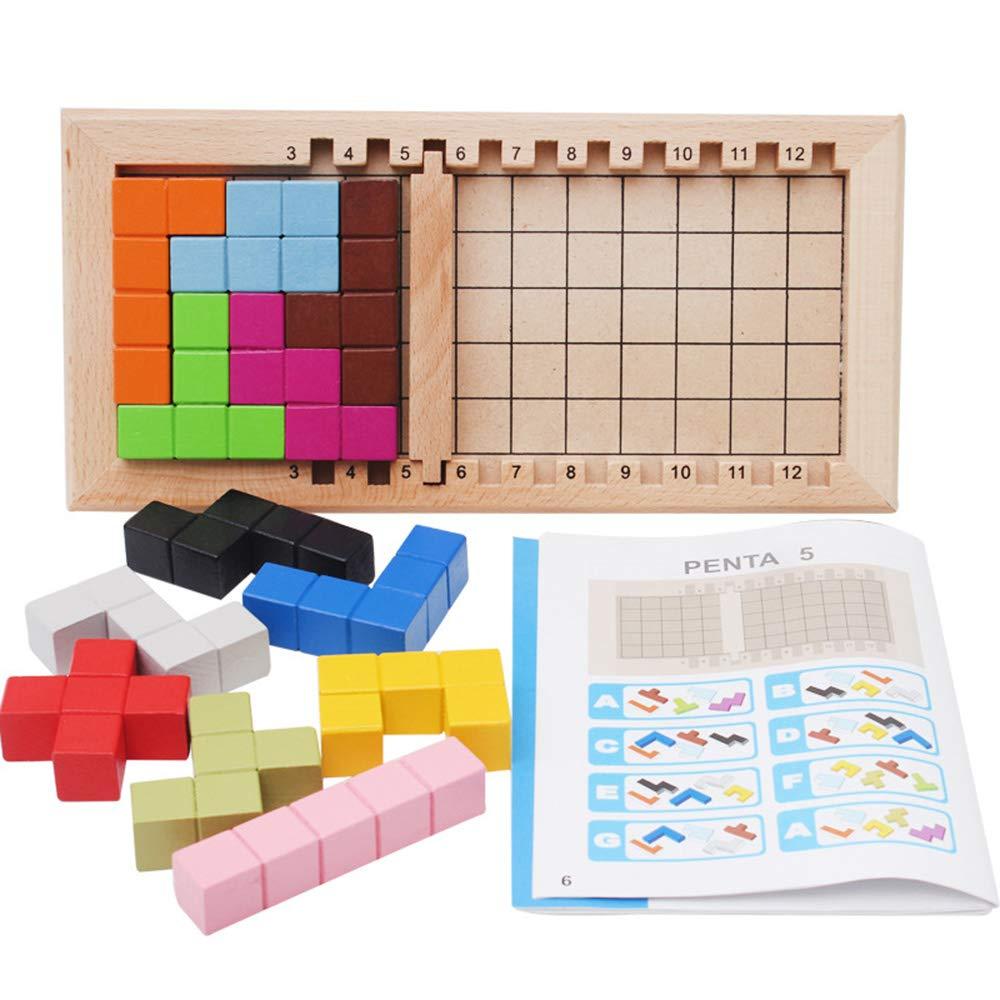 宅配 パズル キューブ キューブ パズル ジグソーパズル テトリス 早期教育 子供 赤ちゃん パズル おもちゃ 早期教育 組み立てブロック おもちゃ B07NVL17L5, 浜名湖グルメマーケット:659c3363 --- a0267596.xsph.ru
