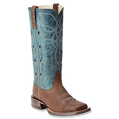 Ariat Womens Honey Boots Ranch Luxe